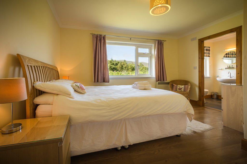 Master Bedroom of Fingal Cottage
