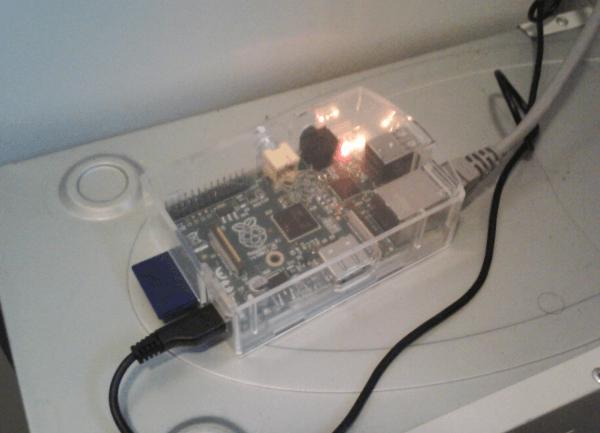 Raspberry Pi Web Server Speed Test