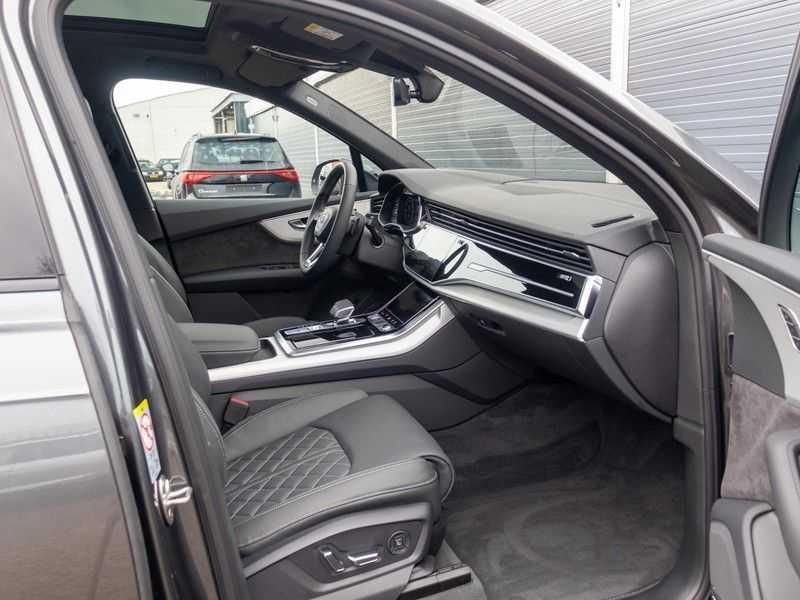 Audi Q7 60 TFSI e quattro Competition | Head Up Display | Assistentiepakket Tour/City | Pano.Dak | Stoelventilatie/Massage | S-Sportstoelen | Bose Premium Sound afbeelding 20