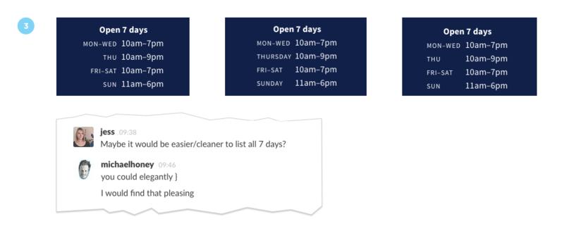 Kinokiniya website opening hours - revision 2