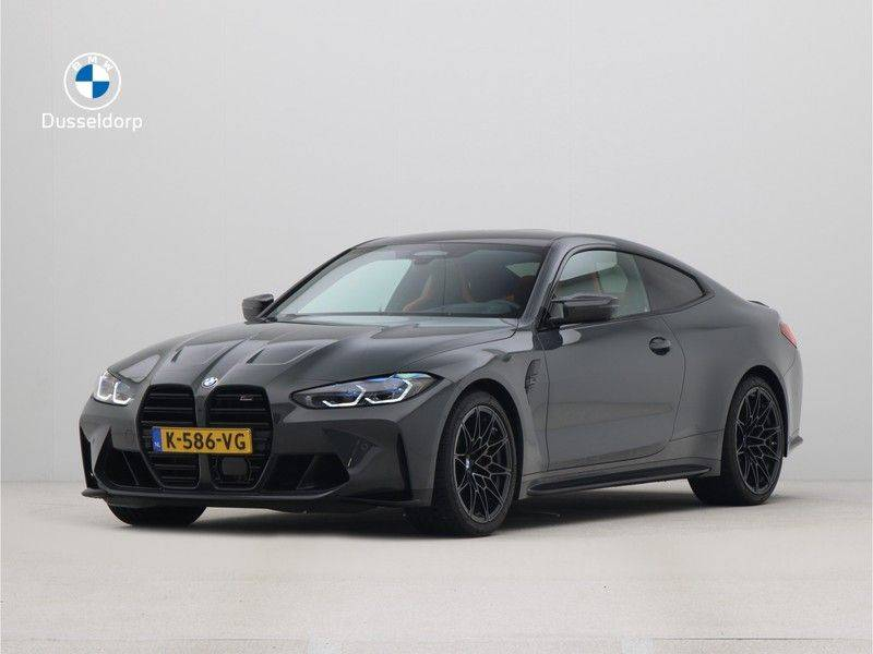 BMW M4 Coupé Competition afbeelding 1