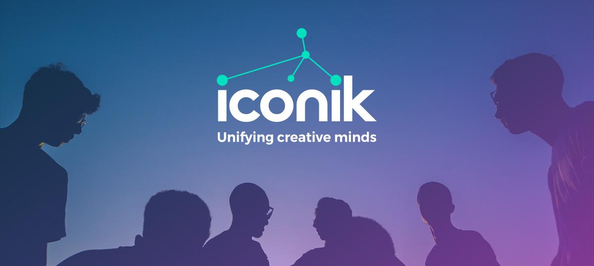 iconik logo