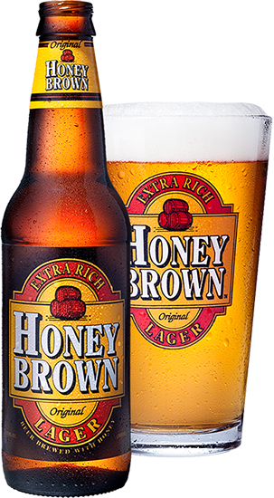 Honey Brown Bottle