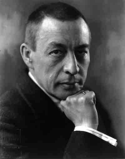 Maestro Sergei Rachmaninoff