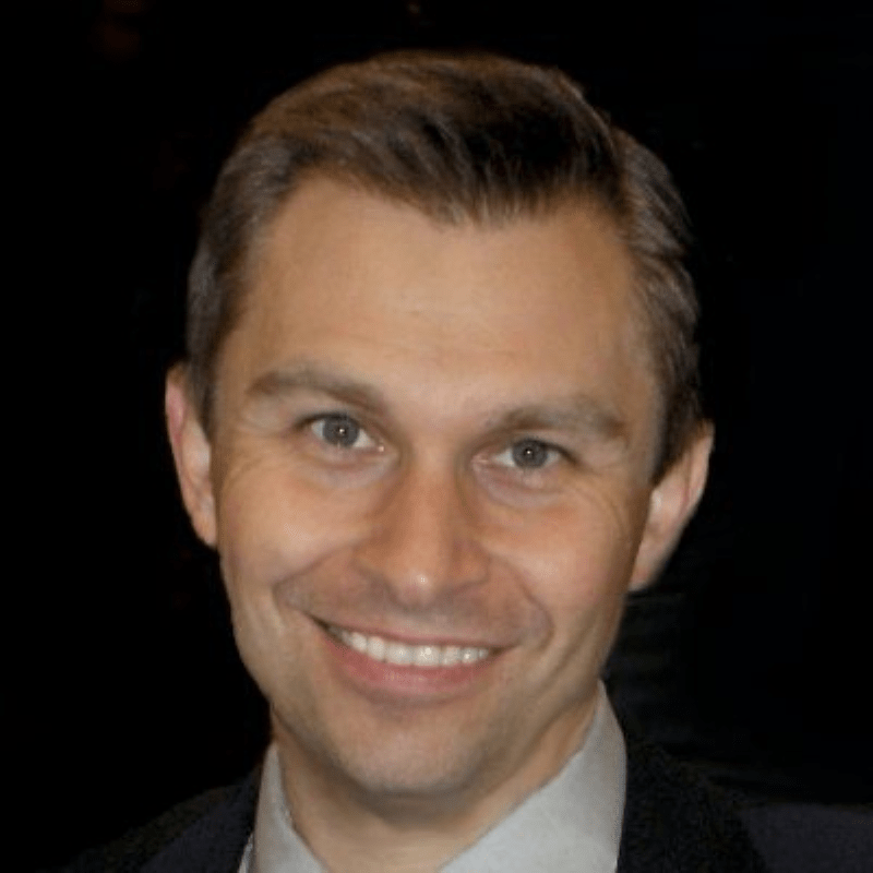 Headshot of David Sinclair