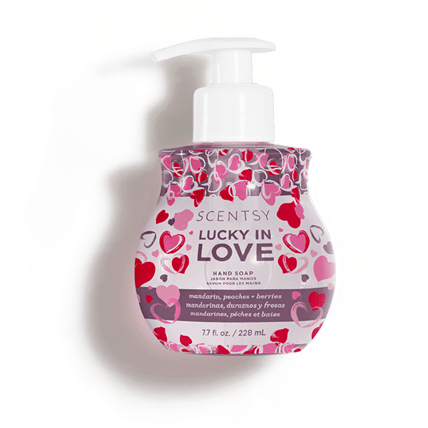 Picture of Lucky In Love Hand Soap