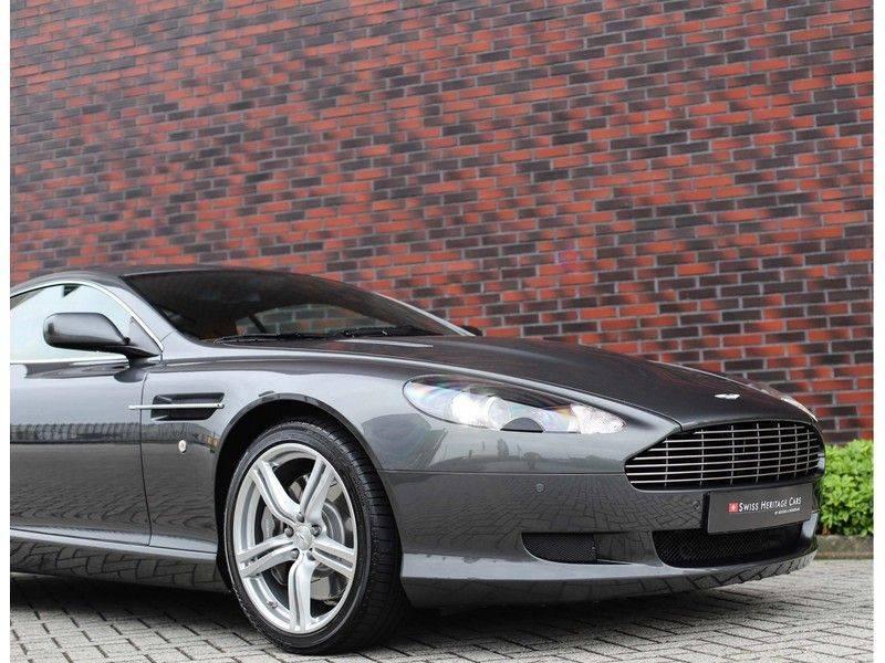 Aston Martin DB9 5.9 V12 *450 PK*Perfecte staat* afbeelding 10