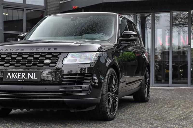 Land Rover Range Rover P400 3.0-V6 AUTOBIOGRAPHY BLACK PACK NP.193K afbeelding 22