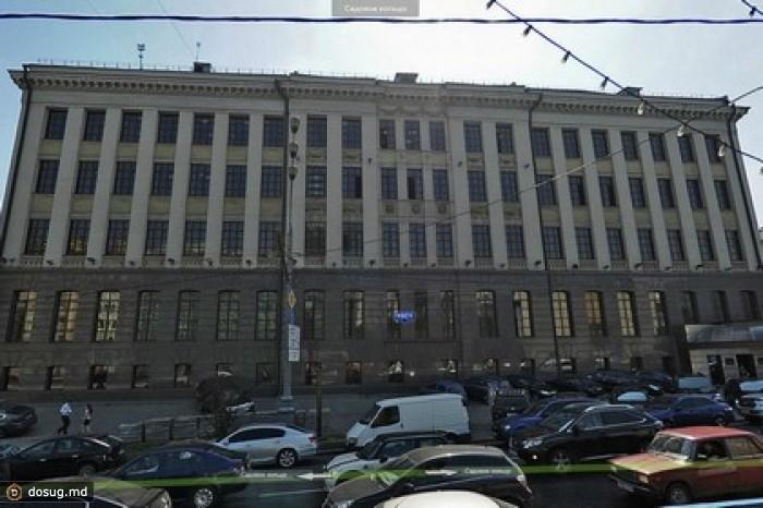 Здание Минстроя России