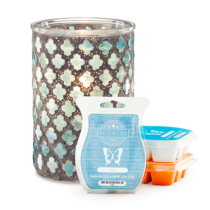 Scentsy System - $66 Warmer