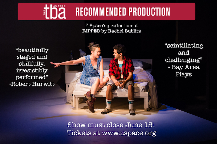 TBA Recommended Production Promo Banner for RIPPED.