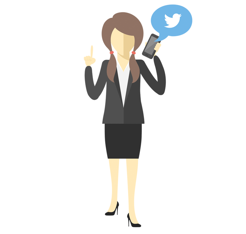 How to use social media to gain jobs