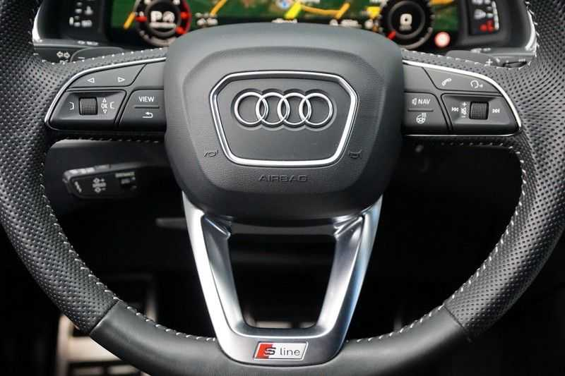 Audi Q7 3.0 TDI quattro Pro Line S S-Line / Head-Up / ACC / Side & Lane Assist / Sepang / 45dkm NAP! afbeelding 23