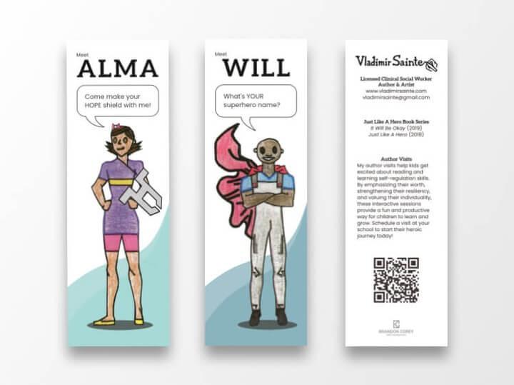 vladimir sainte bookmarks