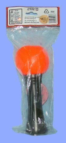 Pumpkin Flashlight photo
