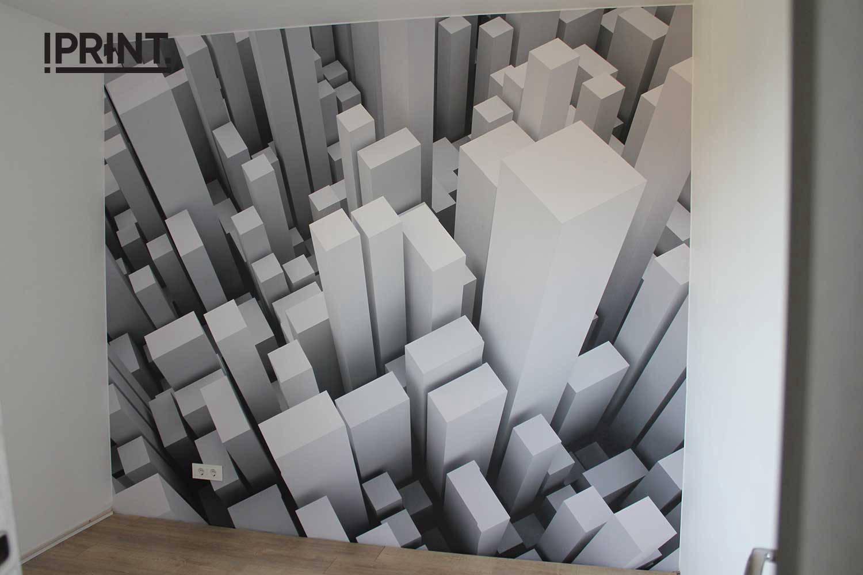 Fototapetas ant sienos