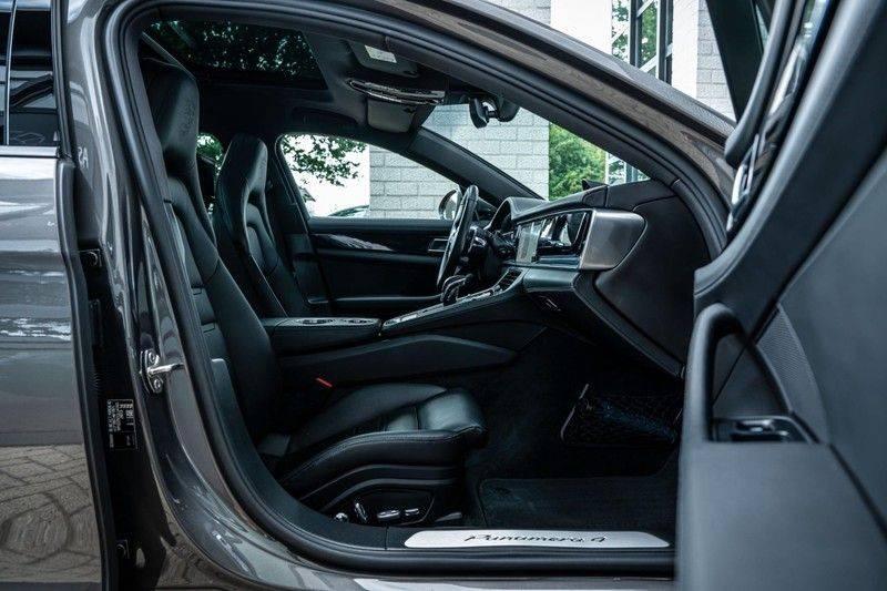 Porsche Panamera Sport Turismo 2.9 4 E-Hybrid, 462 PK, Sportuitlaat, Adapt. Cruise, Surround View, Night/Vision, Pano/Dak, Org. NL afbeelding 10