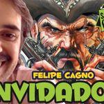 Felipe Cagno The Few and Cursed Ambicao Sem Volta