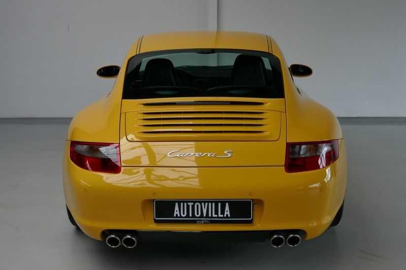 Porsche 911 3.8 Carrera S Handgeschakeld afbeelding 12