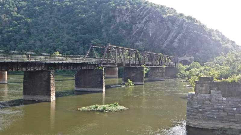 Winchester and Potomac Railroad Bridge