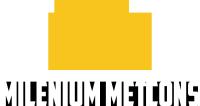 Hale Metalice, Milenium Metcons imagine reprezentativa, logo.