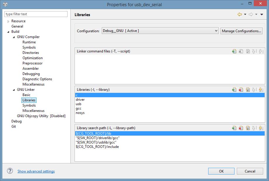 Tivaware on GCC (GNU) | Ralim TEk