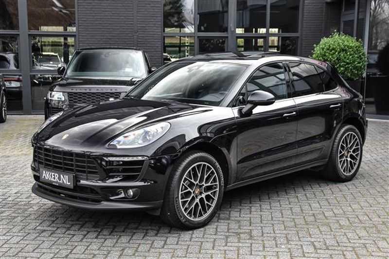 Porsche Macan 2.0 PANO.DAK+BOSE+PASM+20INCH+BIXENON afbeelding 7