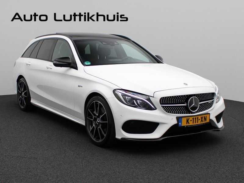 Mercedes-Benz C-Klasse 43 AMG 4MATIC|Alle opties behalve Trekhaak| afbeelding 22