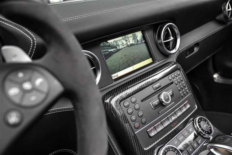 Mercedes-Benz SLS AMG ROADSTER AIRSCARF+RIDE CONTROL+CAMERA afbeelding 10