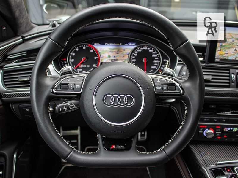 Audi RS6 Avant 4.0 TFSI RS6 PERFORMANCE | KERAMISCH | CARBON | EXCLUSIVE | MILLTEK afbeelding 10