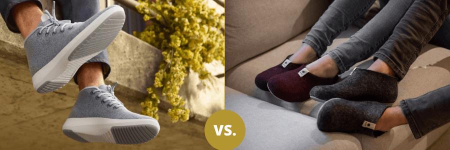 Allbirds Vs. Baabuk Comparison