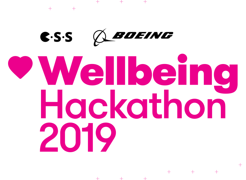 The CSS×Boeing Wellbeing Hackathon 2019