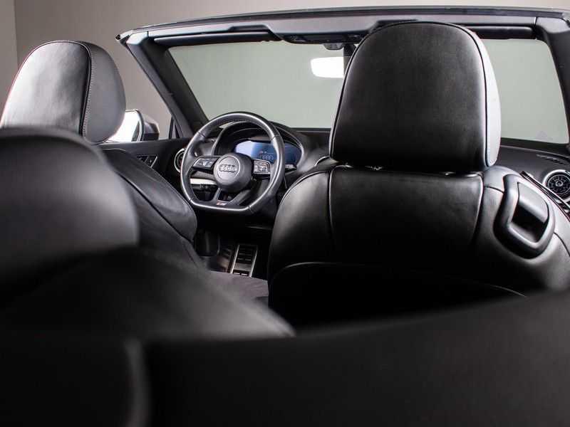 Audi A3 Cabriolet 2.0 TFSI S3 quattro Pro Line Plus   B&O Sound   Massagestoelen   LED   Virtual cockpit   Nekverwarming   afbeelding 11