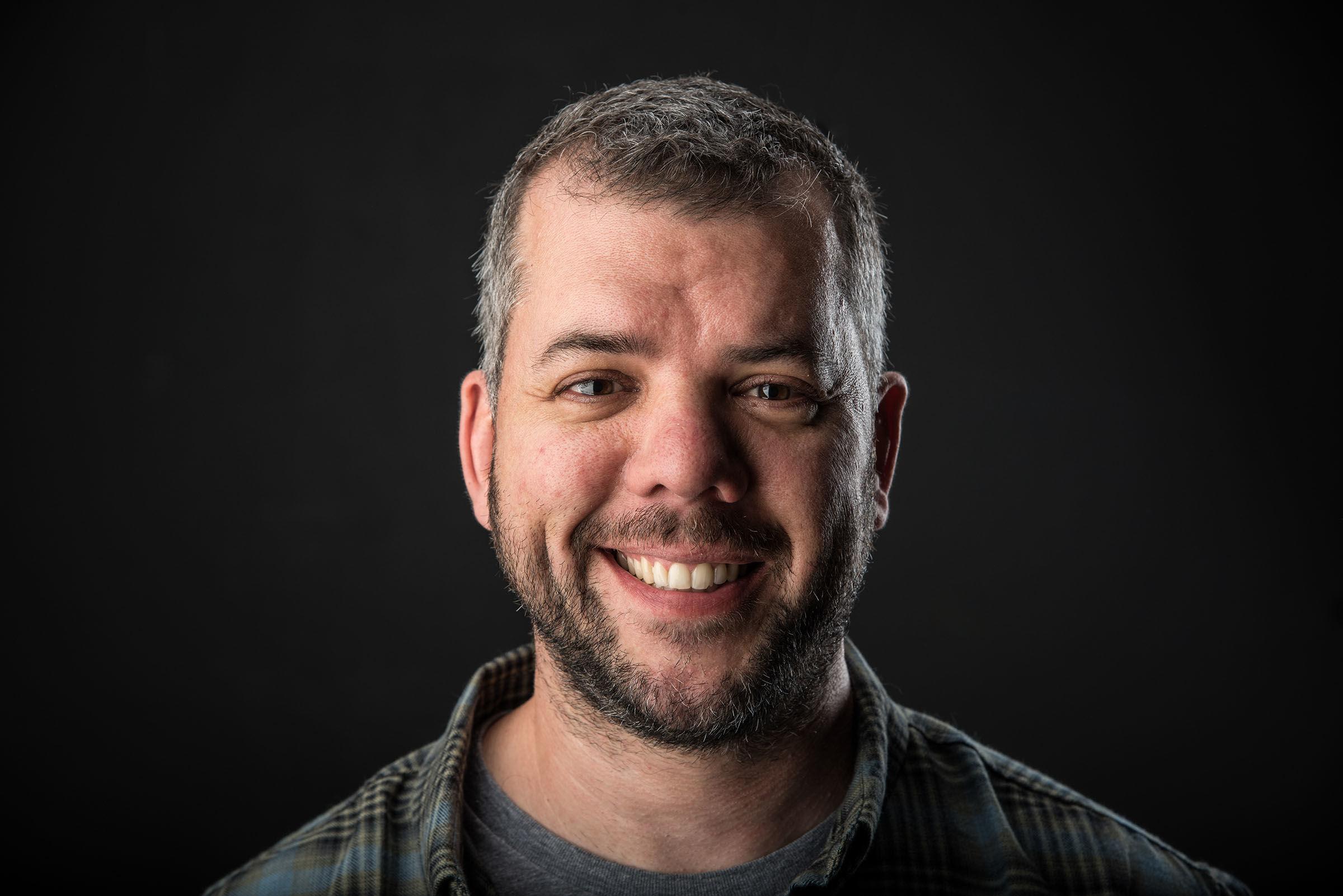 Portrait of Bart Raboin