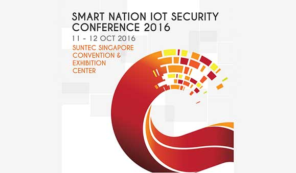 Smart Nation IoT Security Conference 2016