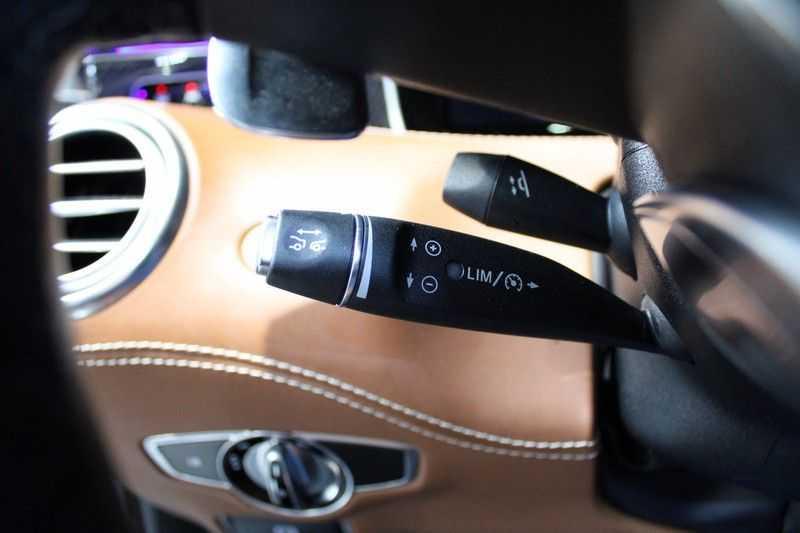Mercedes-Benz S-Klasse Coupé 63 AMG 4Matic Zeer compleet/Carbon afbeelding 3