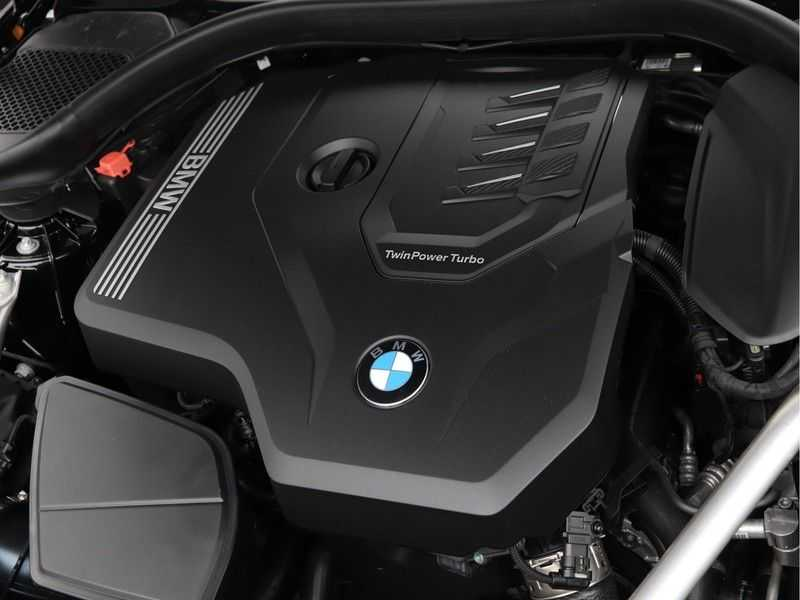 BMW 5 Serie 520i High Exe Aut. M-Sport afbeelding 12