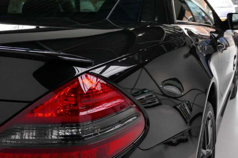 Mercedes-Benz SL-Klasse 600 - 65 ///AMG Black edition afbeelding 25