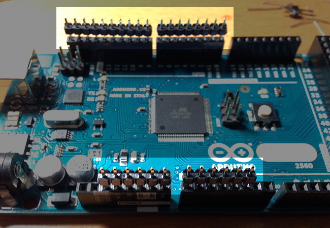 Arduino Projects - LCD Shield Kit