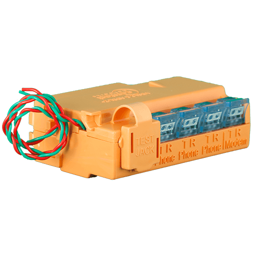 Full Bonded NID Splitter with Test Jack and EMI Suppression-2 product image