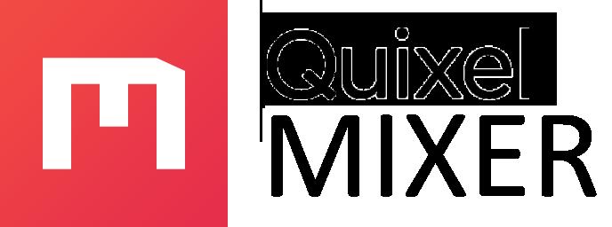 Quixel Mixer Logo