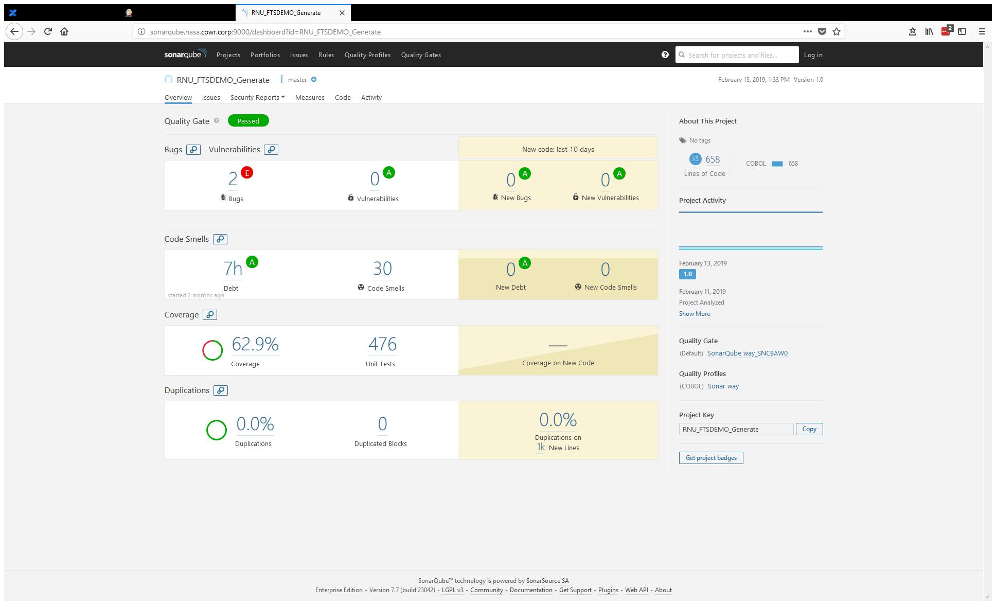 Test results in GitHub Pipeline | Mainframe DevOps