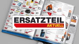 Picture of a catalogue with the logo as an overlay