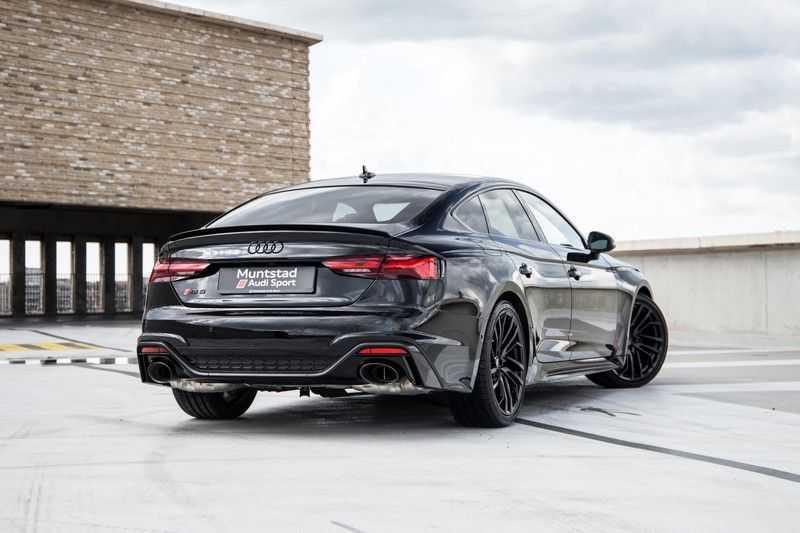 Audi A5 Sportback 2.9 TFSI RS 5 quattro | 450PK | Sportdifferentieel | Optiekpakket carbon | B&O | Keramische Remmen | Head-Up |RS Dynamic pakket | afbeelding 9