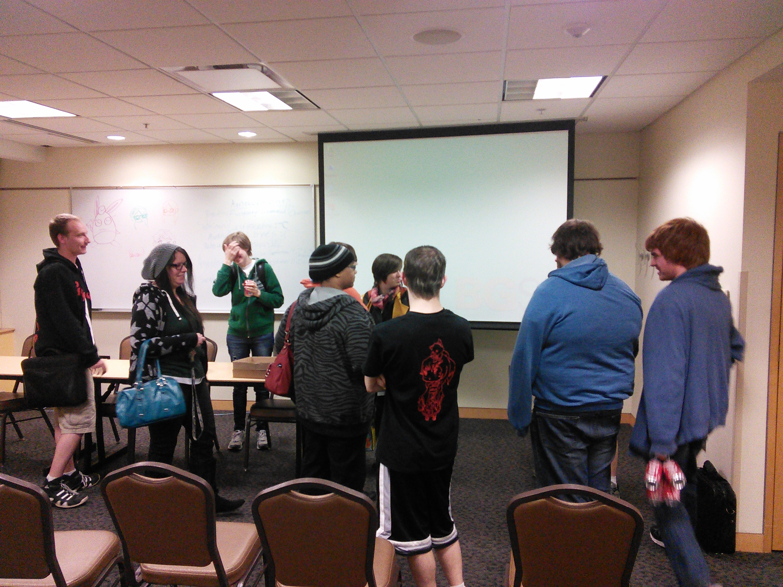 The final Anime In Northwest Ohio Spring 2015 meeting.