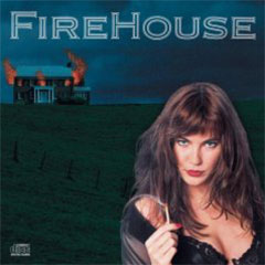 FireHouse self titled album cover