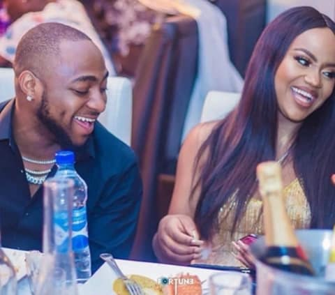 "Davido Brags About Giving His Fiancee, Chioma ""Cucumber"" In The Shower"