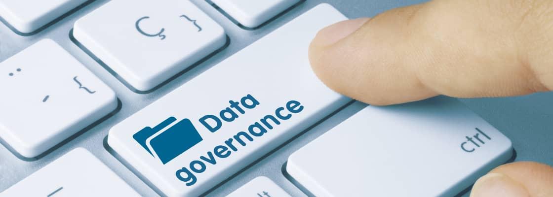 data governance banner