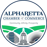 """Member of the Alpharetta Chamber of Commerce"""
