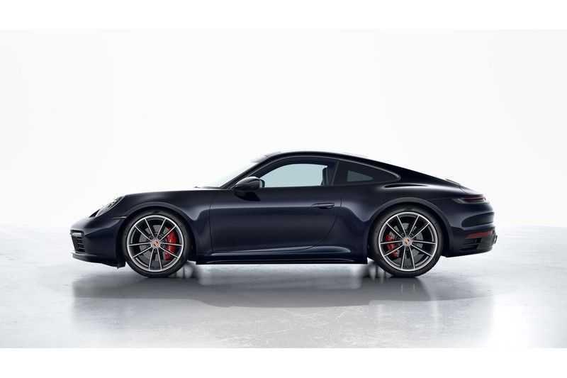 Porsche 911 992 4S Pano Sport Uitlaat Lift PDCC Achterasbesturing 3.0 Carrera 4 S afbeelding 5